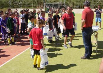 Vydarený druhý ročník  malého futbalu